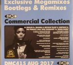 DMC Commercial Collection August 2017: Exclusive Megamixes Bootlegs & Remixes (Strictly DJ Only)