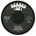 The SHIDER FAMILY BAND - Keep You Burning