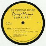 Doez Dance Mania Sampler 1 (reissue)
