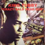 Crazy Bald Head Dub (warehouse find, slight sleeve wear)