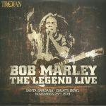 The Legend Live: Santa Barbara County Bowl November 25th 1979