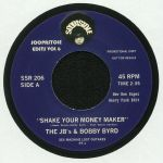 The JB'S/BOBBY BYRD - Soopastole Edits Vol 6