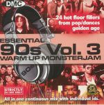 DMC Essential 90s Warm Up Monsterjam Vol 3 (Strictly DJs Only)
