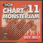 DMC Chart Monsterjam #11 September 2017 (Strictly DJ Only)