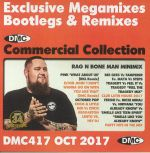DMC Commercial Collection October 2017: Exclusive Megamixes Bootlegs & Remixes (Strictly DJ Only)
