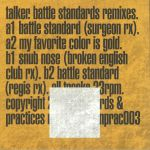 Battle Standards Remixes