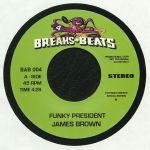 James BROWN/THE VIBRETTES - Funky President