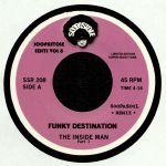 FUNKY DESTINATION - The Inside Man
