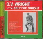 (If It Is) Only For Tonight (reissue)