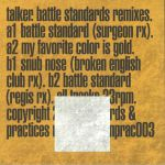 Battle Standards Remixes