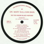 Do You Know Black History (reissue)