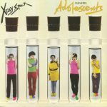 Germfree Adolescents (reissue)