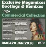 DMC Commercial Collection January 2018: Exclusive Megamixes Bootlegs & Remixes (Strictly DJ Only)