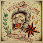 Criminals & Lions (reissue)
