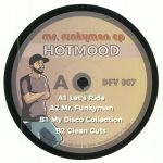 HOTMOOD - Mr Funkyman EP