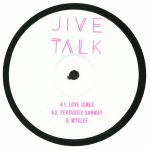 JIVE TALK - Silk Cutlery EP