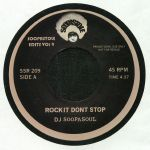 Rock It Don't Stop