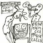 Experiences Musicales De Jean Dubuffet