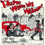 Please Warm My Weiner: Old Time Hokum Blues