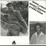 More Vibes Of Barry Brown Along With Stama Rank (reissue)