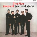 The Five Faces Of Manfred Mann (mono) (reissue)