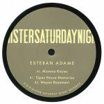 Esteban ADAME - Mayan Basement EP