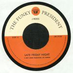 Funky President Edits Vol 6 : Late Friday Night