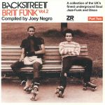 Joey NEGRO/VARIOUS - Backstreet Brit Funk Vol 2: Part 2