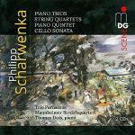 Scharwenka: Piano Trios, String Quartets
