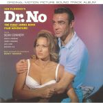 Ian Fleming's Dr No: The First James Bond Film Adventure! (Soundtrack) (reissue)