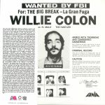 Wanted By The FBI For The Big Break: La Gran Fuga