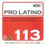 DMC Pro Latino 113: May 2018 (Strictly DJ Only)