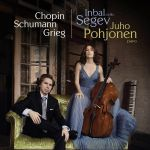 Works For Cello And Piano By Chopin Schumann & Grieg
