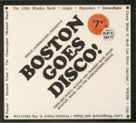 Boston Goes Disco!