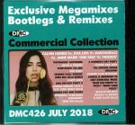 DMC Commercial Collection July 2018: Exclusive Megamixes Bootlegs & Remixes (Strictly DJ Only)