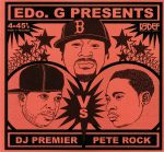 EDO G - DJ Premier vs Pete Rock