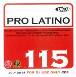 DMC Pro Latino 115: May 2018 (Strictly DJ Only)