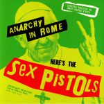 Anarchy In Rome: Legendary Broadcast Curva Stadio Rome 10th July 1996
