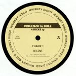 VINCENZO DE BULL - 4 Kicks EP