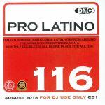 DMC Pro Latino 116: (Strictly DJ Only)