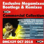 DMC Commercial Collection October 2018: Exclusive Megamixes Bootlegs & Remixes (Strictly DJ Only)