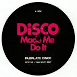 Disco Made Me Do It: Sampler 1