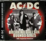 Breaking Balls In Buenos Aires: 1996 Argentina Broadcast