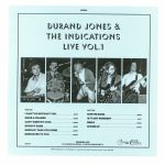 Durand Jones & The Indications Live Vol 1