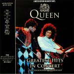 QUEEN - Queen Greatest Hits In Concert: Yoyogi Taiikukan Tokyo Japan 11th May 1985