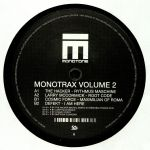 The HACKER/LARRY McCORMICK/COSMIC FORCE/DEFEKT - MonoTrax Volume 2
