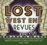 Lost West End Revues: London's Forgotten Revues 1940-1962