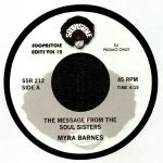 Myra BARNES/BARBARA GWEN - The Message From The Soul Sisters