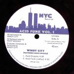 WINDY CITY feat MOOT BOOXLE - Acid Funk Volume 1