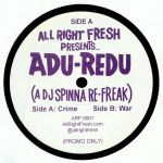 Adu Redu : A DJ Spinna Refreak